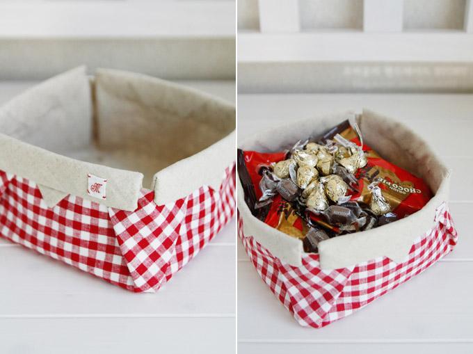 Bolsa Em Origami De Tecido : Caixinha de tecido em origami arte com tecidos